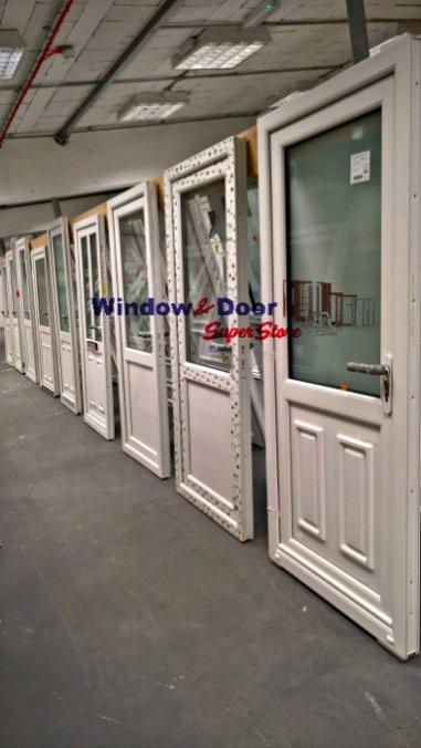 PVC Back Doors