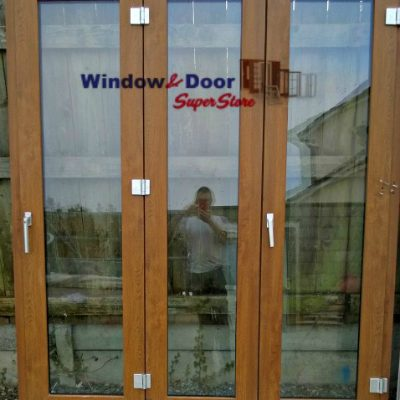 Bi-folding Doors Closed