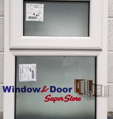Casement Window Top Opening