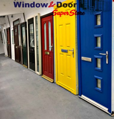 Composite Doors: New, Mismeasured & Reconditioned