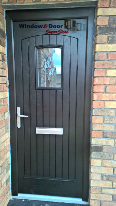 New Made-to-Measure Door Black