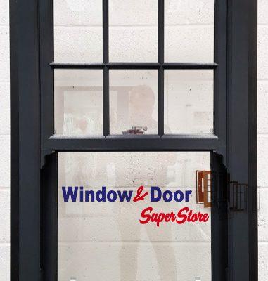 Sash Window uPVC