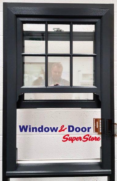 Sash Window Bottom Open