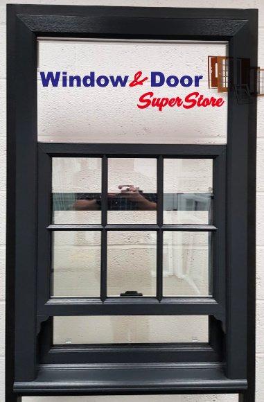 Sash Window Top Open