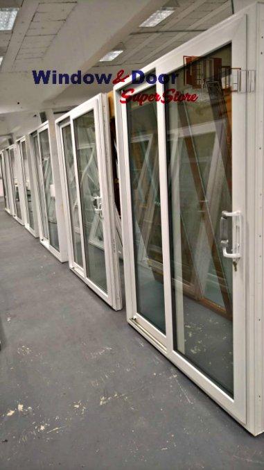 Stock Sliding Doors